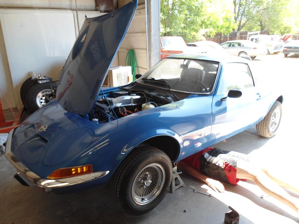 auto repair Boise The Shop