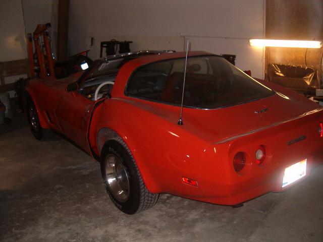 Corvette project Agent-Orange