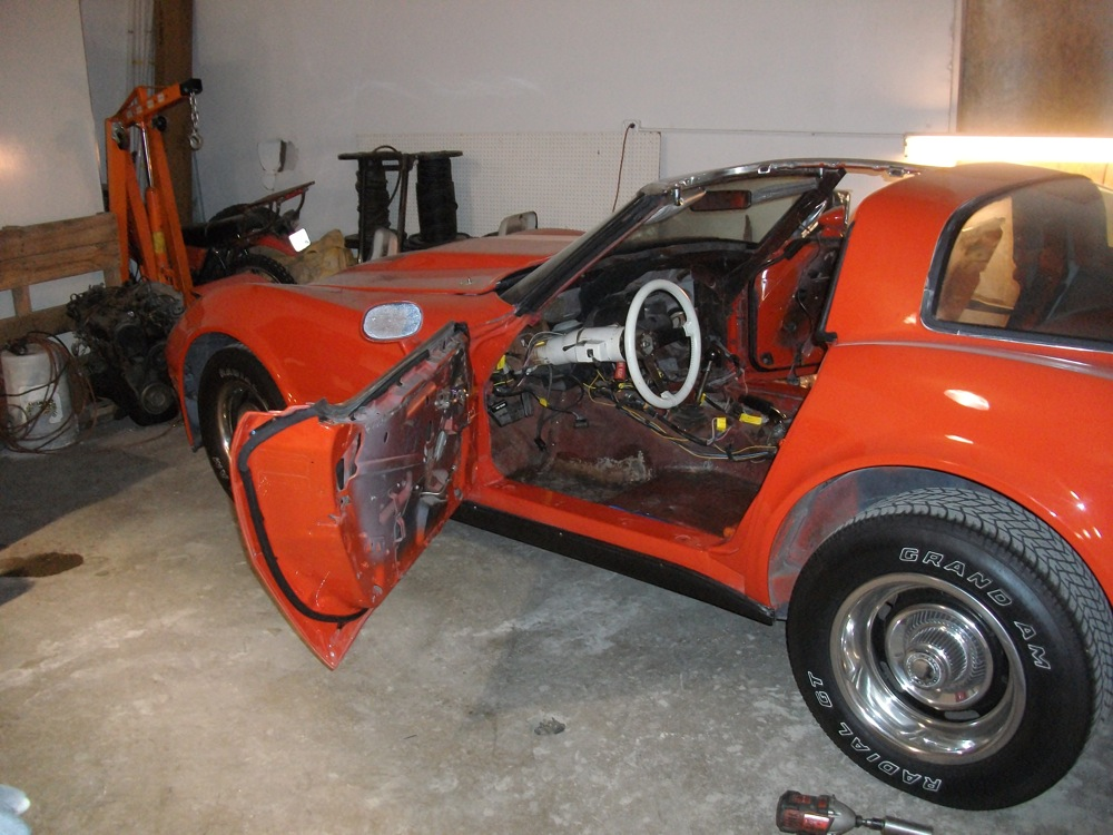 1980 Corvette Stingray