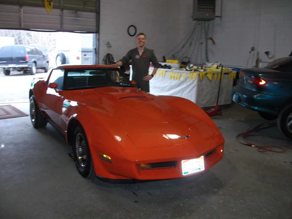 1980 Corvette Stingray