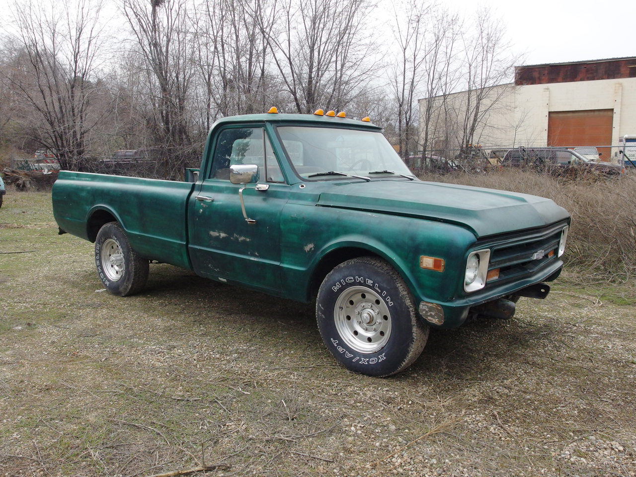 All Chevy chevy 1967 : Chevy 3/4-ton 20 Series Truck for sale